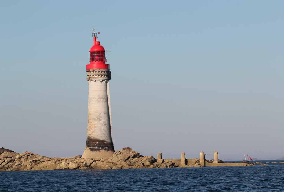 Le phare du Grand Jardin