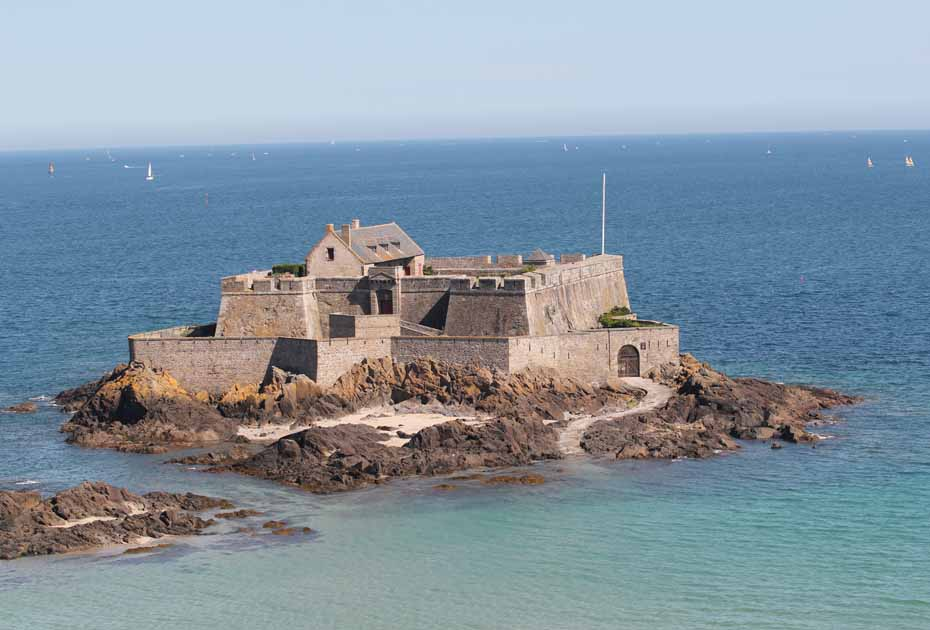 Le fort National