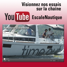 Escale nautique you tube