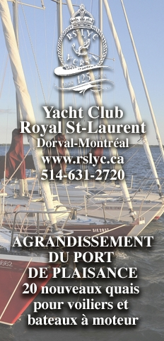 Yacht Club Royal Saint-Laurent